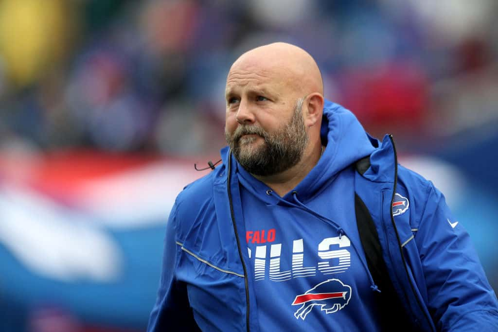Brian Daboll Coaching Profile: Prior experience and interest rumors for 2021 includes the Bills offensive coordinator