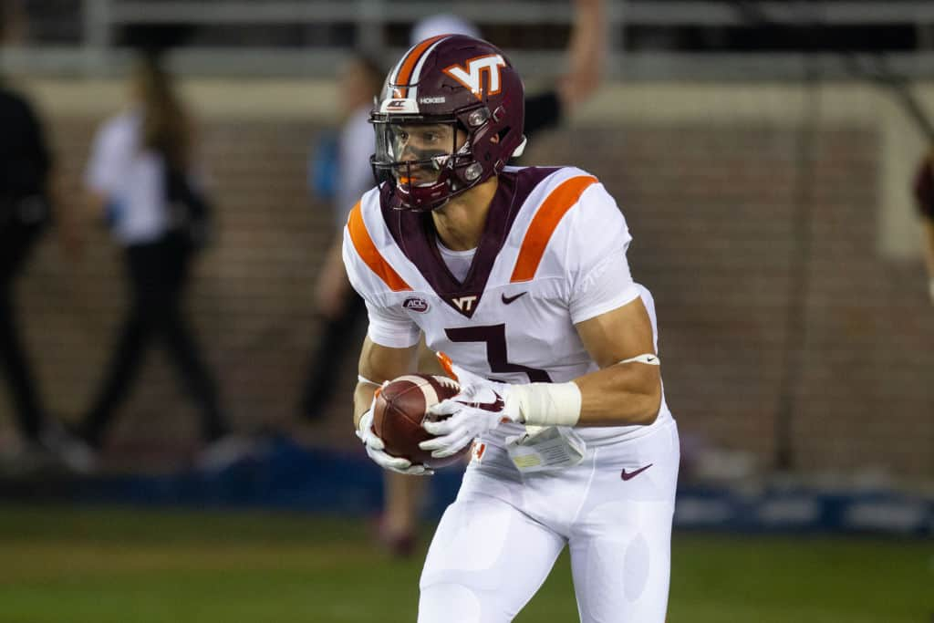 Caleb Farley, CB, Virginia Tech - NFL Draft Player Profile