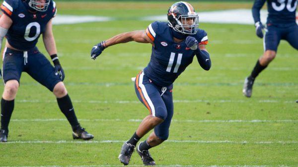 Charles Snowden, LB, Virginia - NFL Draft Player Profile