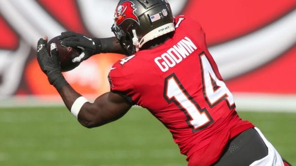 Chris Godwin Fantasy Outlook: What to expect today vs. Lions