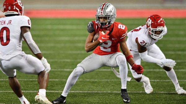 Chris Olave, WR, Ohio State - NFL Draft Player Profile