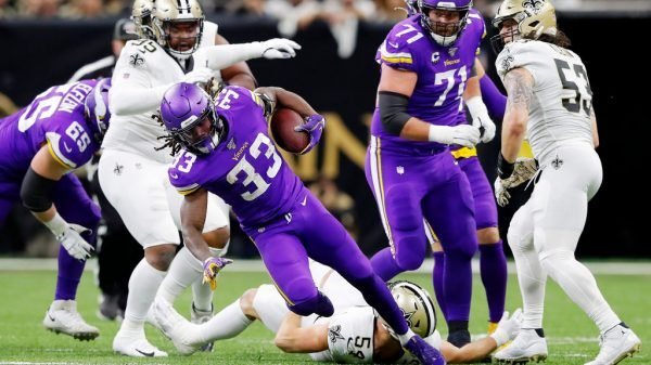 Christmas Day NFL Game 2020: TV channel, start time for Vikings vs. Saints