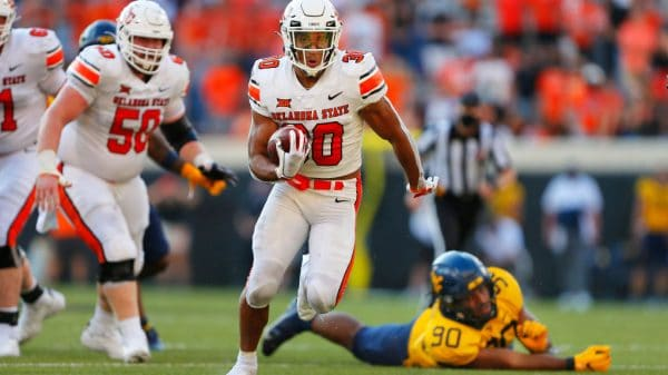 Chuba Hubbard, RB, Oklahoma State - NFL Draft Player Profile