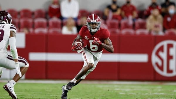 DeVonta Smith, Wide Receiver, Alabama - NFL Draft Player Profile