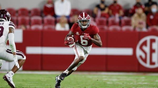 DeVonta Smith, Wide Receiver, Alabama - NFL Draft Player Profile