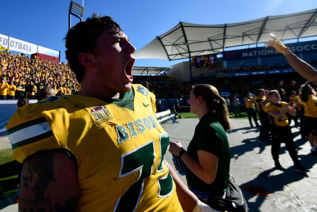 Dillon Radunz, Offensive Tackle, NDSU - NFL Draft Player Profile