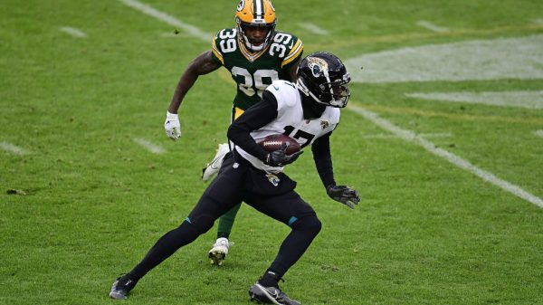 D.J. Chark Fantasy Outlook: What to expect in Week 16?