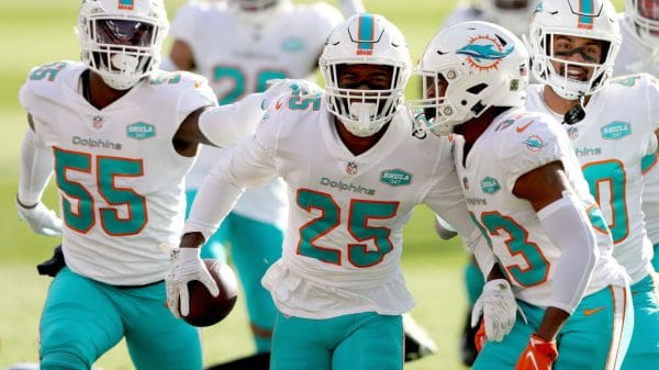 Dolphins no-name defense (other than Xavien Howard) has made a name for itself