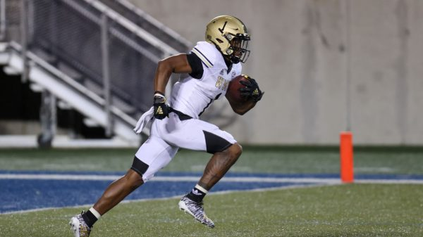 D'Wayne Eskridge, Wide Receiver, Western Michigan - NFL Draft Player Profile