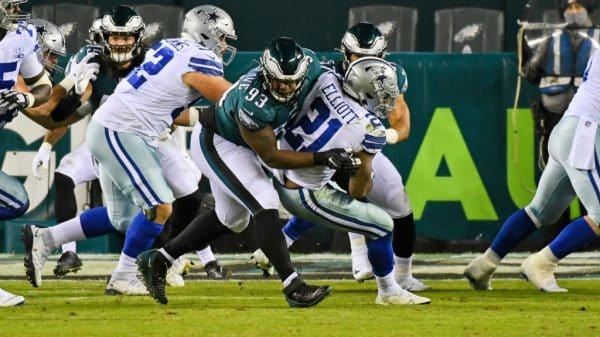 Eagles vs. Cowboys Spreads for Sunday Football in Week 16