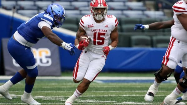 Elijah Mitchell, RB, Louisiana-Lafayette - NFL Draft Player Profile