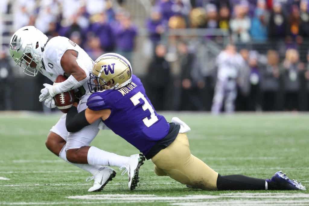 Elijah Molden, CB, Washington - NFL Draft Player Profile