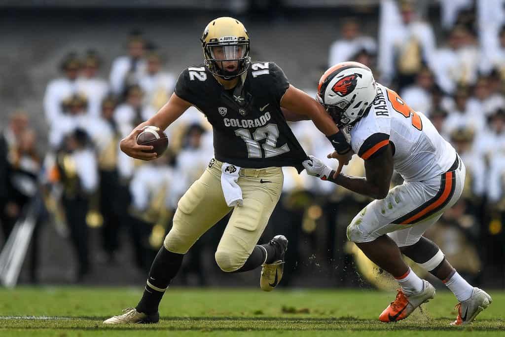 Hamilcar Rashed Jr., EDGE, Oregon State - NFL Draft Player Profile