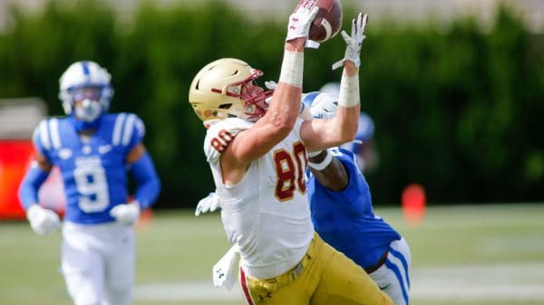 Hunter Long, TE, Boston College - NFL Draft Player Profile