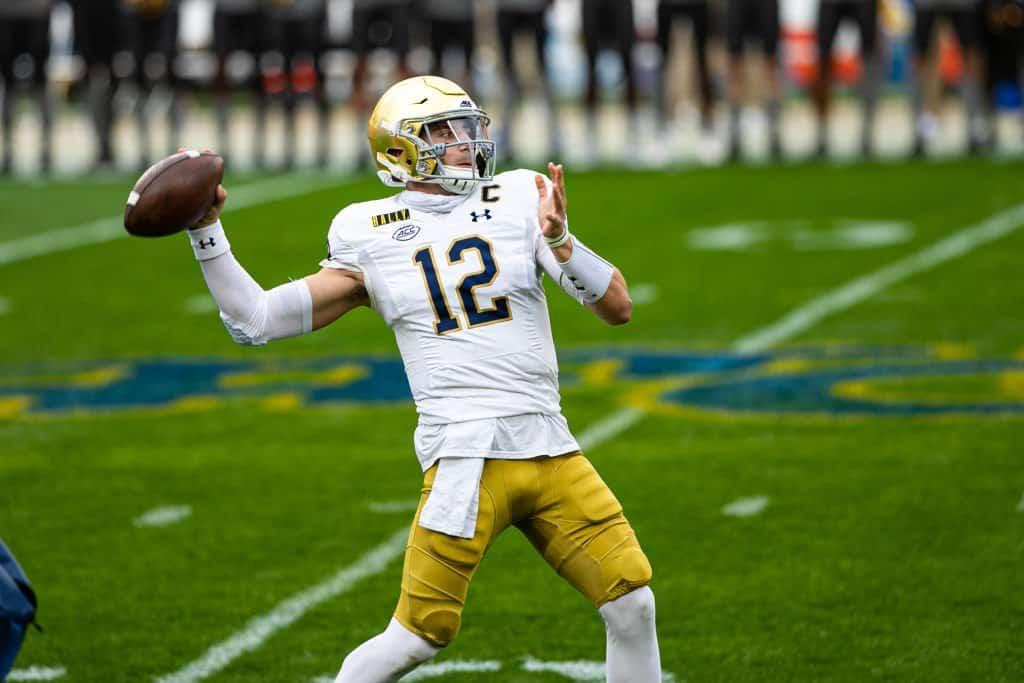 Ian Book, QB, Notre Dame - NFL Draft Player Profile