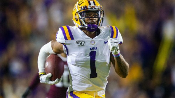 Spooner and his First-Round 2021 NFL Mock Draft
