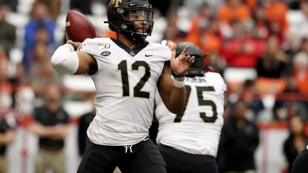 Jamie Newman, QB, Wake Forest - NFL Draft Player Profile