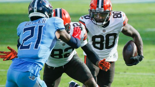 Jarvis Landry Fantasy Outlook: What to expect on Sunday night