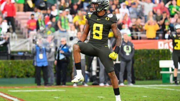 Jevon Holland, S, Oregon - NFL Draft Player Profile