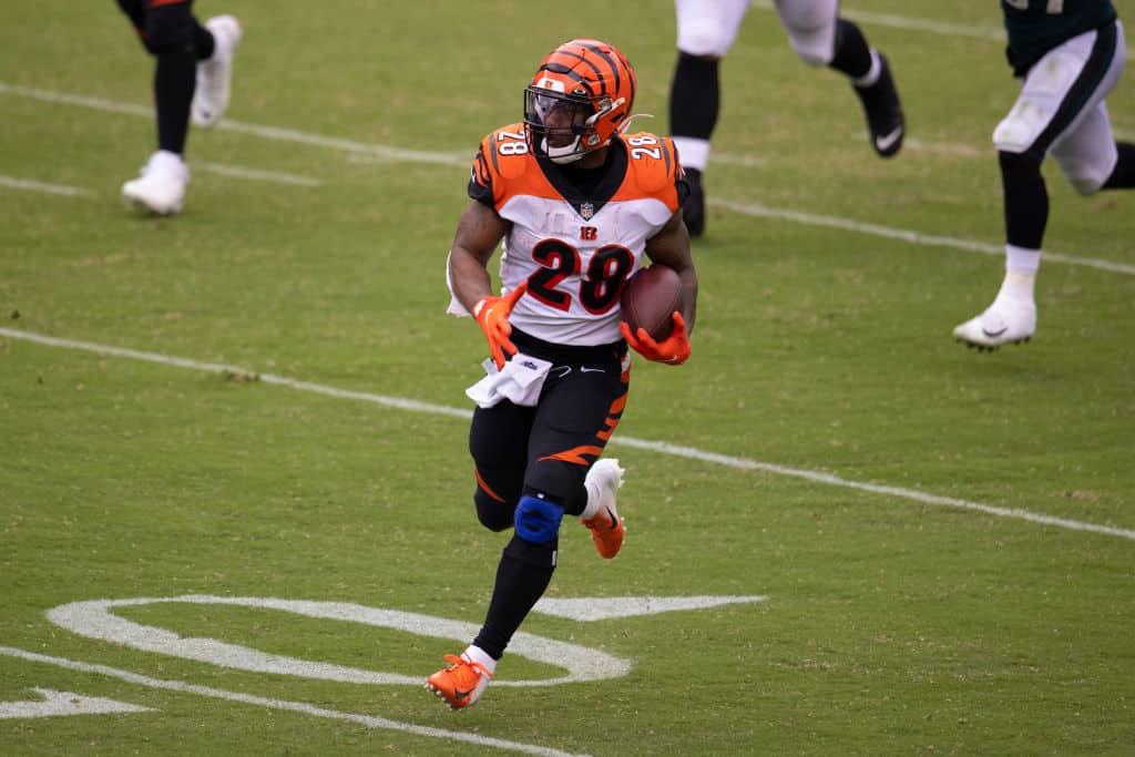 Joe Mixon Injury Update: Will he play in Week 14?