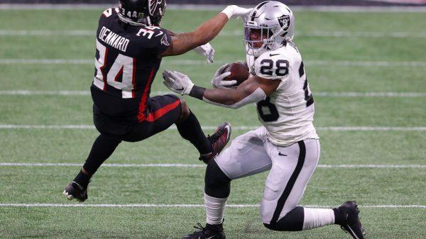 Josh Jacobs Injury Report: Will he play in Week 14?