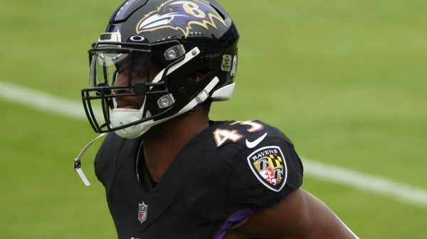 Justice Hill Fantasy Outlook: Can you start over Gus Edwards?, Ravens RBs
