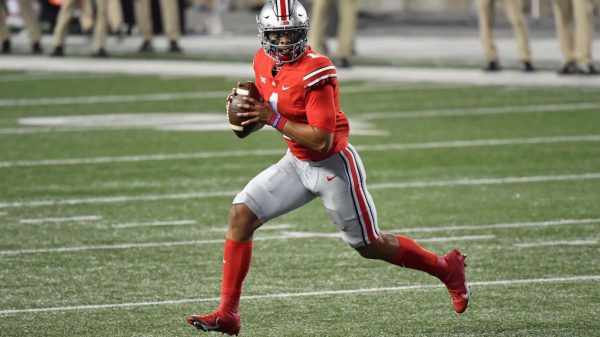 Justin Fields, QB, Ohio State - NFL Draft Player Profile