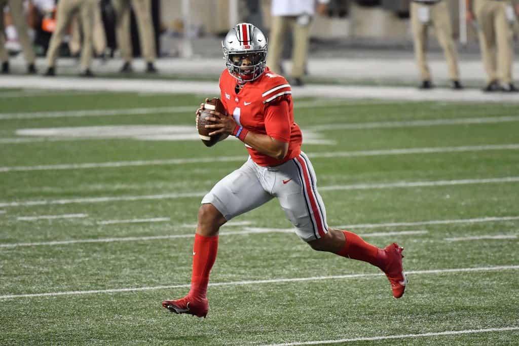 Justin Fields, QB, Ohio State - NFL Draft Player Profile
