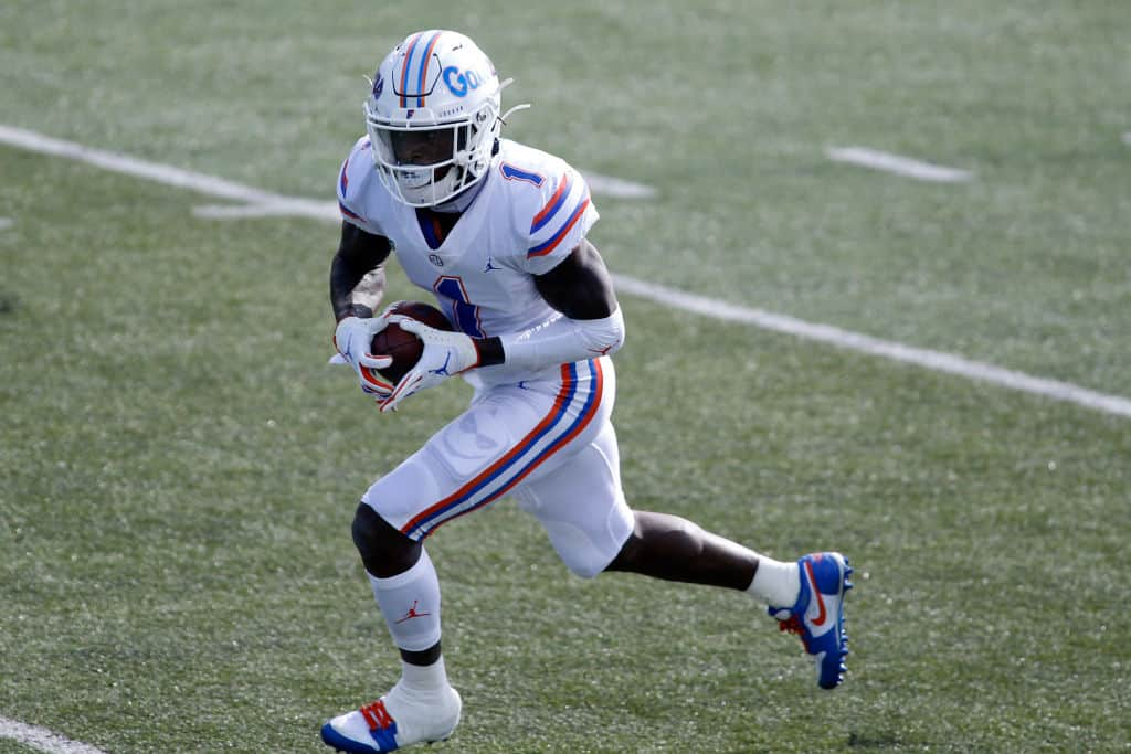 Kadarius Toney, Wide Receiver, Florida - NFL Draft Player Profile