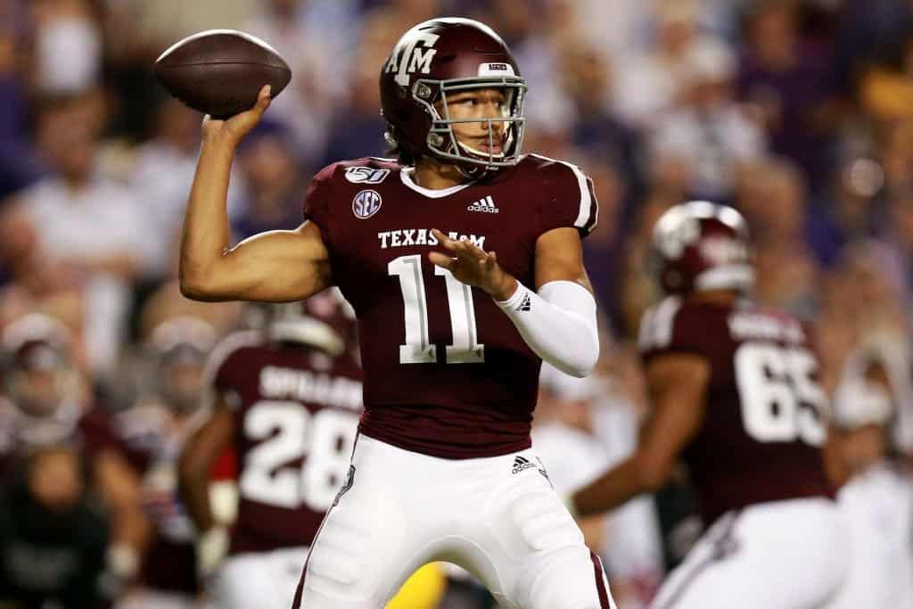 Kellen Mond, QB, Texas A&M - NFL Draft Player Profile