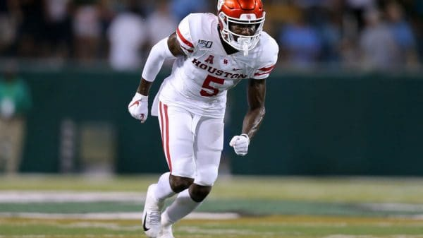 Marquez Stevenson, Wide Receiver, Houston - NFL Draft Player Profile