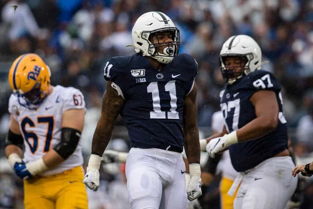 Micah Parsons, LB, Penn State - NFL Draft Player Profile