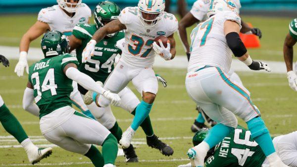 Myles Gaskin Injury Update: Will he return this week?