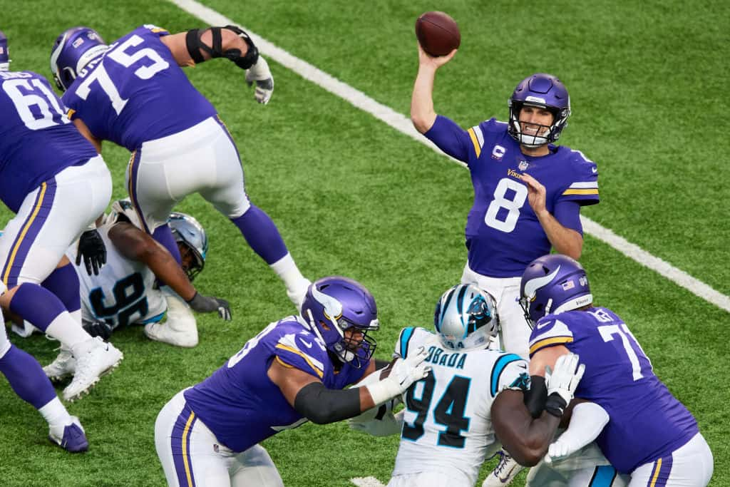 NFL Playoff Odds Week 14: Will the Minnesota Vikings surprise?