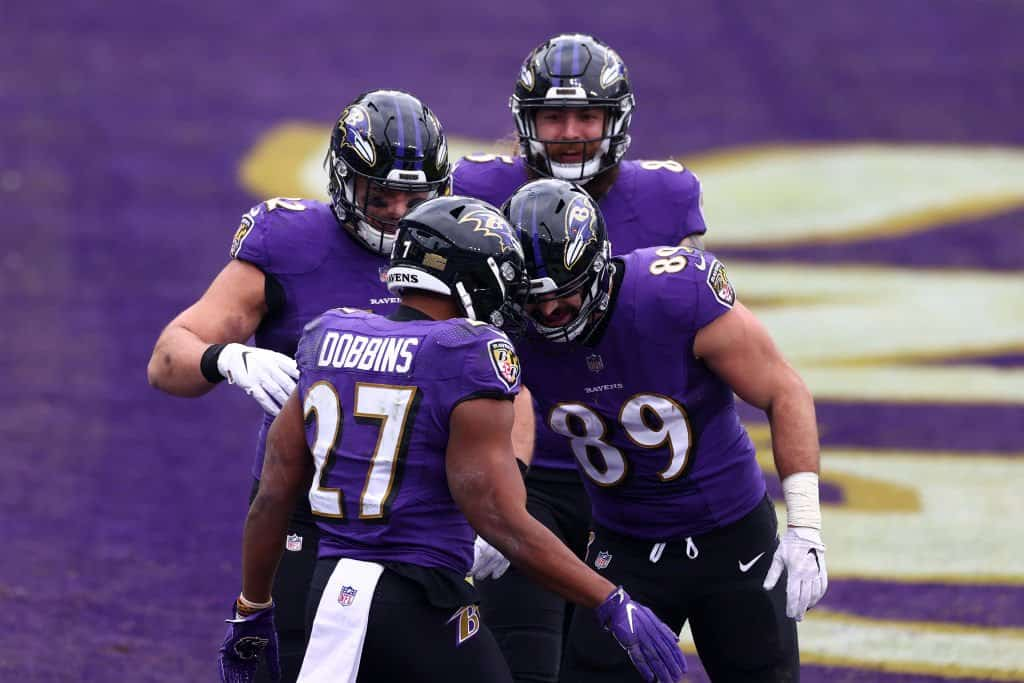 NFL Power Rankings Week 16: Ravens getting hot at the right time