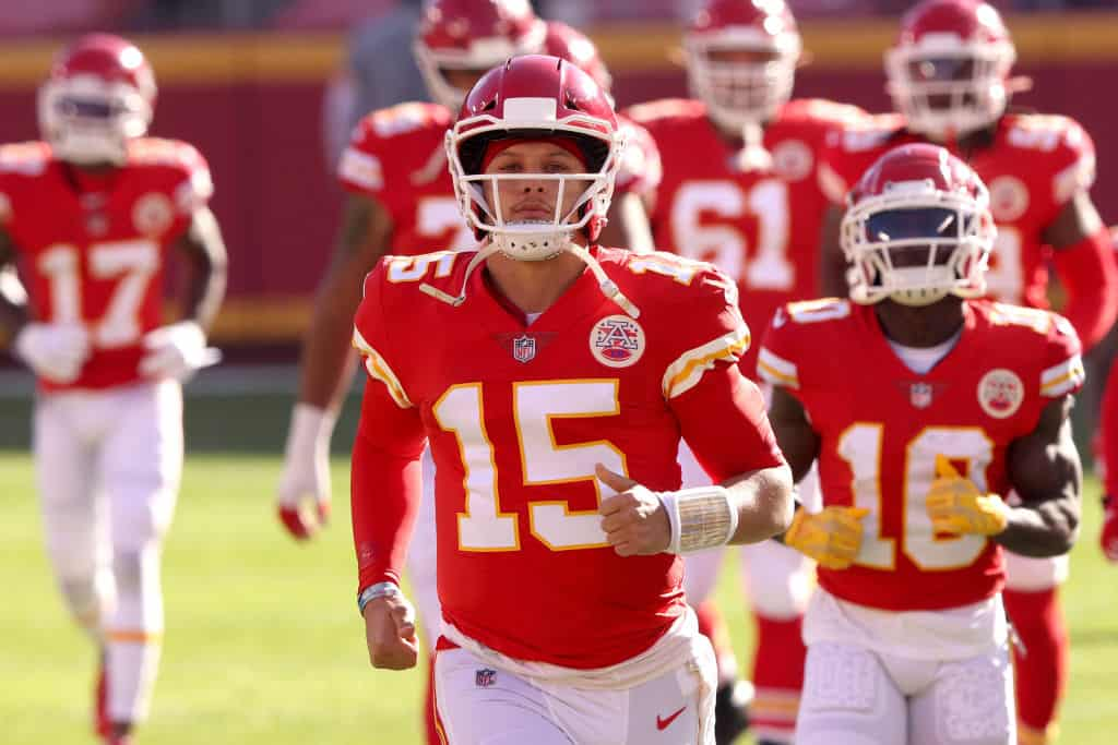 NFL Power Rankings Week 17: Chiefs clinch first place in AFC