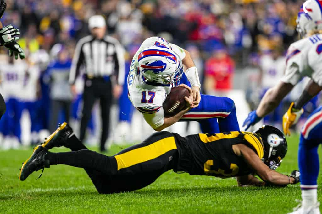 NFL Predictions Against the Spread Week 14: Can Bills upset the Steelers?