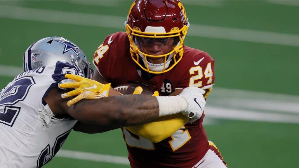 NFL Rookie Rankings Week 13: Antonio Gibson, Derrick Brown rise this week