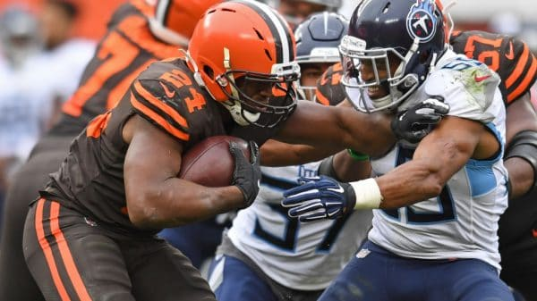 NFL Schedule Week 13: Browns vs. Titans to have AFC implications