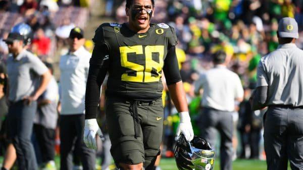 Farabaughs 4-round 2021 NFL Mock Draft