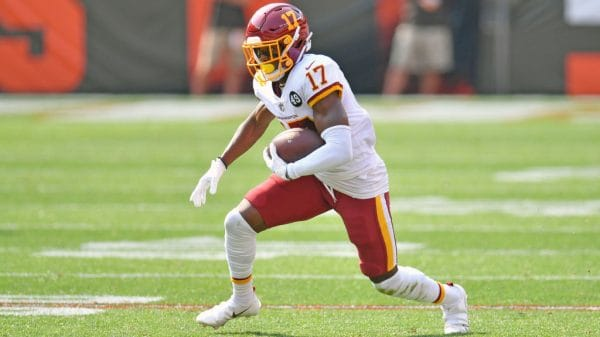 Terry Mclaurin Injury Update: Play on Monday night?