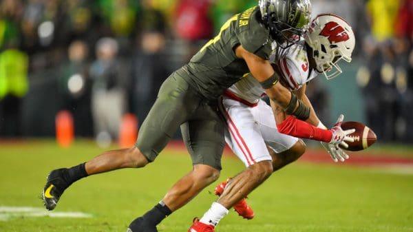 Thomas Graham Jr., CB, Oregon - NFL Draft Player Profile