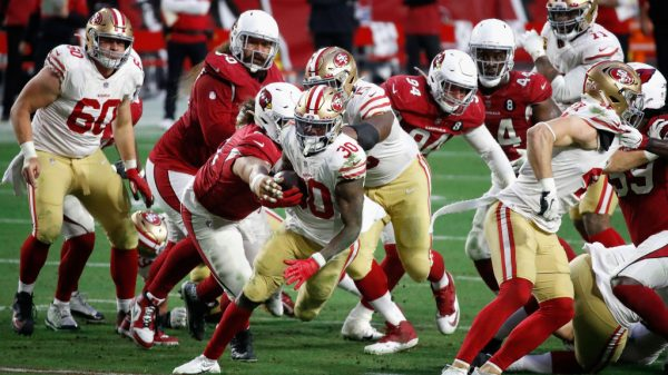 Top Running Backs Week 16: Jeff Wilson produces in 49ers win