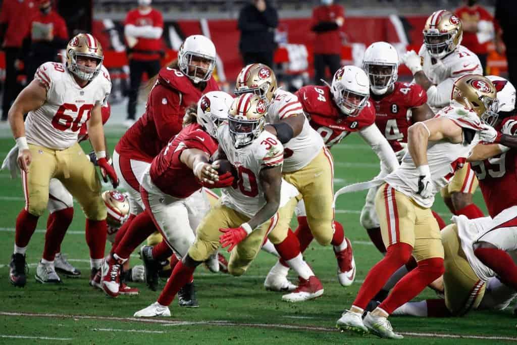 Top Running Backs Week 16: Jeff Wilson produces in 49ers win