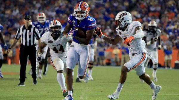 Trevon Grimes, Wide Receiver, Florida - NFL Draft Player Profile