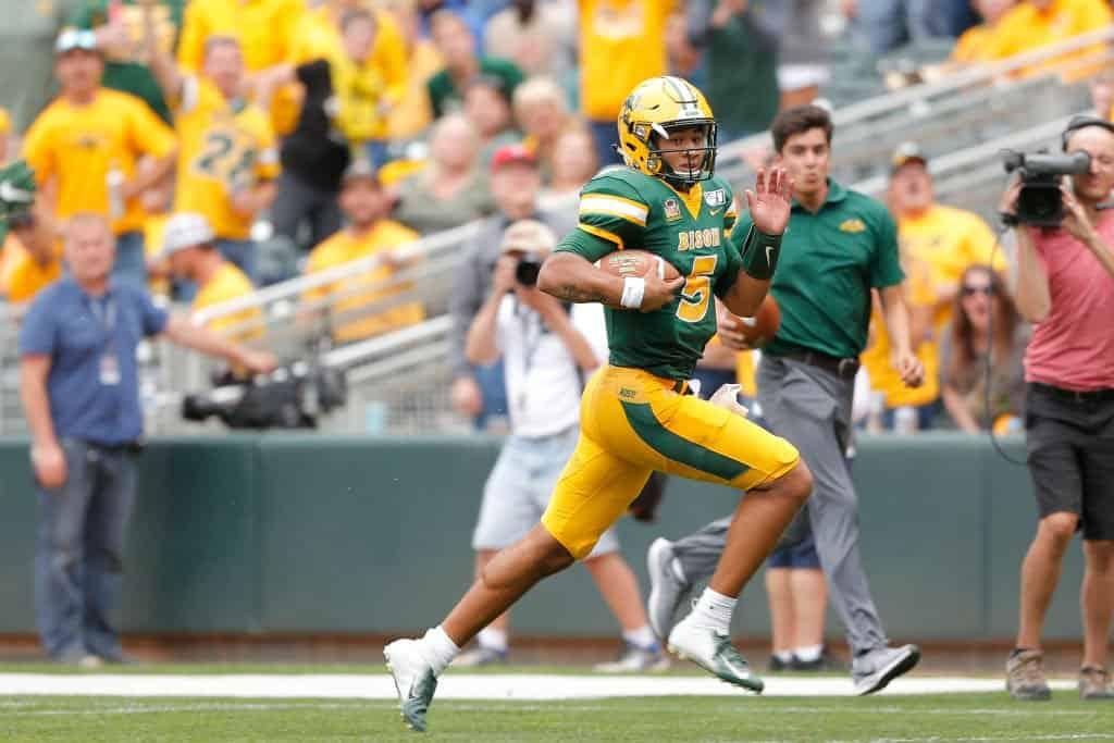 Trey Lance, QB, NDSU - NFL Draft Player Profile