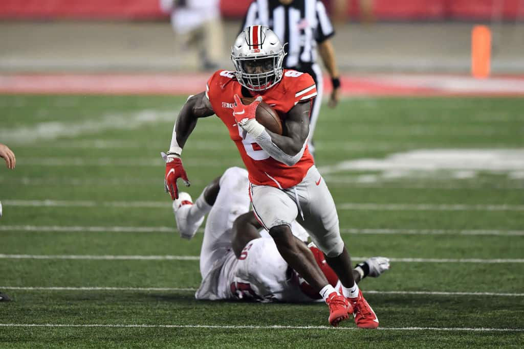 Trey Sermon, RB, Ohio State - NFL Draft Player Profile