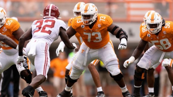 Trey Smith, OG, Tennessee - NFL Draft Player Profile