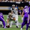 Vikings vs. Saints Spreads for Christmas Day NFL Game