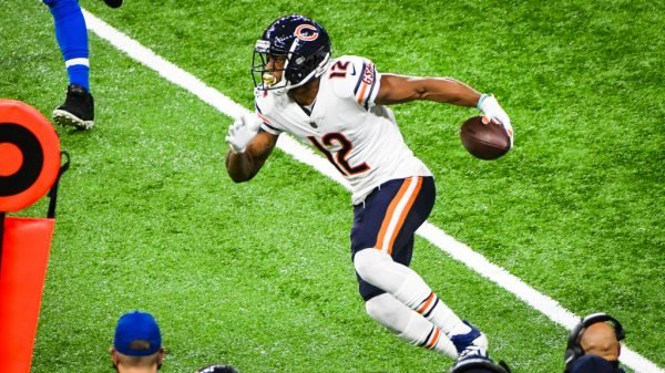Week 13 Fantasy WR Injury Report: Latest on Allen Robinson, Terry McLaurin